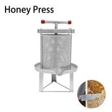 Beekeeping Tools Manual Mesh Honey Wax Press Machine Bee Wax Presser Machine недорого