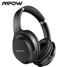 Mpow H12 Ipo Active Noise Cancelling Hoofdtelefoon Bluetooth 5.0 Wireless Over-Ear Hoofdtelefoon Met Cvc 8.0 Mic & 40 uur Speeltijd