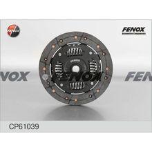 Диск сцепл.FORD FIESTA IV-V/FUSION/MAZDA 121/2 1.0-1.4 95 FENOX