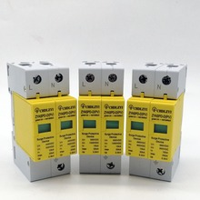 SPD 1P+N   10KA~20KA  ~385VAC 1.5KV  House Surge Protector Protection Protective Low-voltage Arrester Device