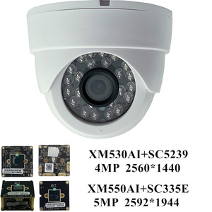 Image 1 - 5MP 4MP IP Ceiling Dome Camera H.265 3516EV300+SC5239 2592*1944 2560*1440 IRC ONVIF CMS XMEYE P2P Motion Detection NightVision