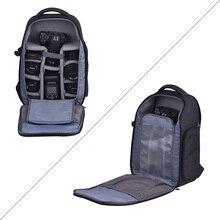 Andoer Camera Bag Digital Dslr Video Photo Bags Backpack for 2 DSLR Cameras 6 Lens Tripod Flash Accessories For Nikon Canon Sony