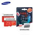 Карты памяти SAMSUNG 256 ГБ оперативной памяти, 32 ГБ, 64 ГБ, 128G 16 Гб SDHC/SDXC 80 МБ/с. EVO + Micro SD класса 10 Micro SD C10 UHS TF Trans Flash Microsd карты