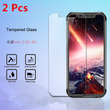 2 Pcs cell phone Tempered Glass screen protector For Blackview BV9600 BV9600Pro/BV9600 Pro Screen Protector Protective Film