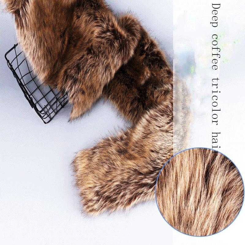 Café profond trois couleurs cheveux trois couleurs tresse cheveux tissu artificiel largeur 160CM tissu