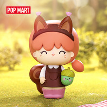 POP MART Momiji Explore Collectible Cute Action Kawaii Gift Kid Plastic Toys Figure Free Shipping