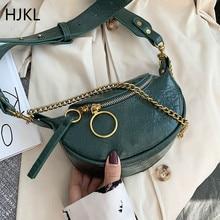 купить Messenger Bag PU Leather Fashion High Quality Shoulder Crossbody Bags for Women Chain Mini Tote Lady Travel Handbags and Purses по цене 792.65 рублей