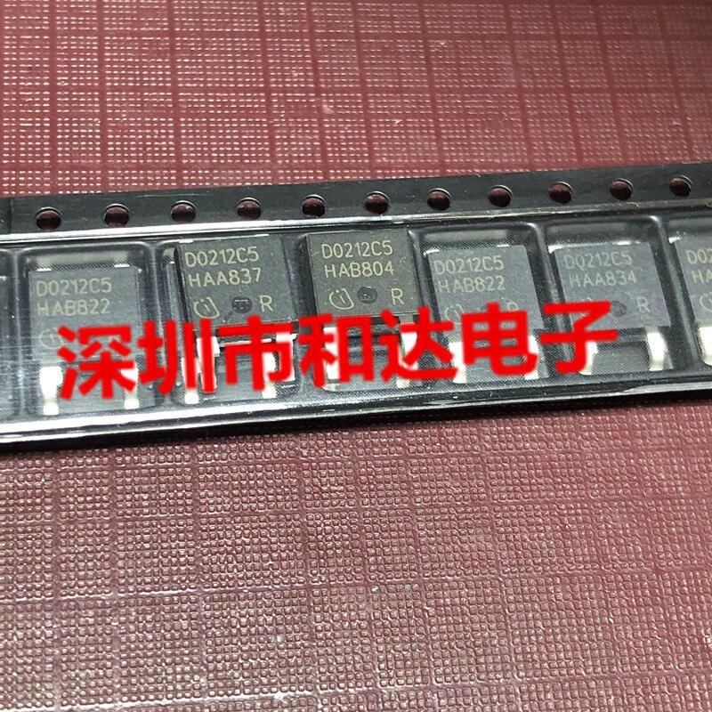 5 шт. D0212C5 IDM02G120C5 TO-252 1200V 2A