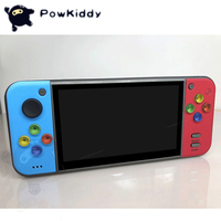 Arcade Handheld Game Console 40GB 5.0 inch MP5 Video Game Player Built in 3000 Retro Classic Game for SNE/GBA/SFC/SMD/ZIP PSP