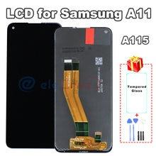 Для samsung a11 ЖК экран a115 a115f a115m дисплей с сенсорным