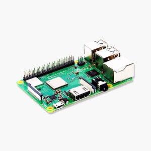 Image 3 - Original Raspberry Pi 3 Modelo B, Modelo B +, Raspberry Pi Raspberry Pi3 B Plus Pi 3 Pi 3B con WiFi y Bluetooth