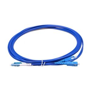 Image 3 - SC/UPC to LC/UPC Armored Fiber Patch Cable Duplex Single Mode Armored optical Patch cord