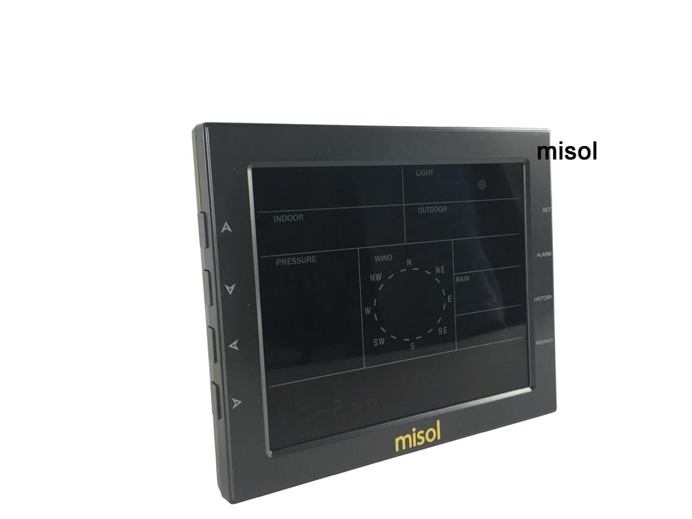 """""""Misol"""" / Belaidė oro stotis prisijungia prie """"WiFi"""", - Matavimo prietaisai - Nuotrauka 5"""