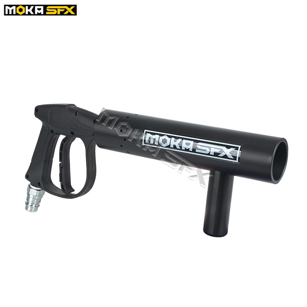 MOKA SFX co2 jet machine mini Pistol co2 dj gun Handhold co2 gun FX stage effect machine for dj club With 3M Hose