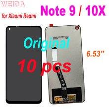 10 шт Оригинальный сенсорный ЖК экран 653 ''для xiaomi