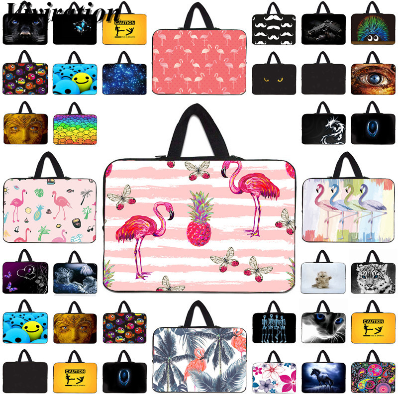 For Lenovo Yoga 530 HUAWEI MatePad Pro Asus ZenPad 14 Inch Laptop Bag 17 15 13 12 10 Women Briefcase Carrying 10.1 Tablet Case