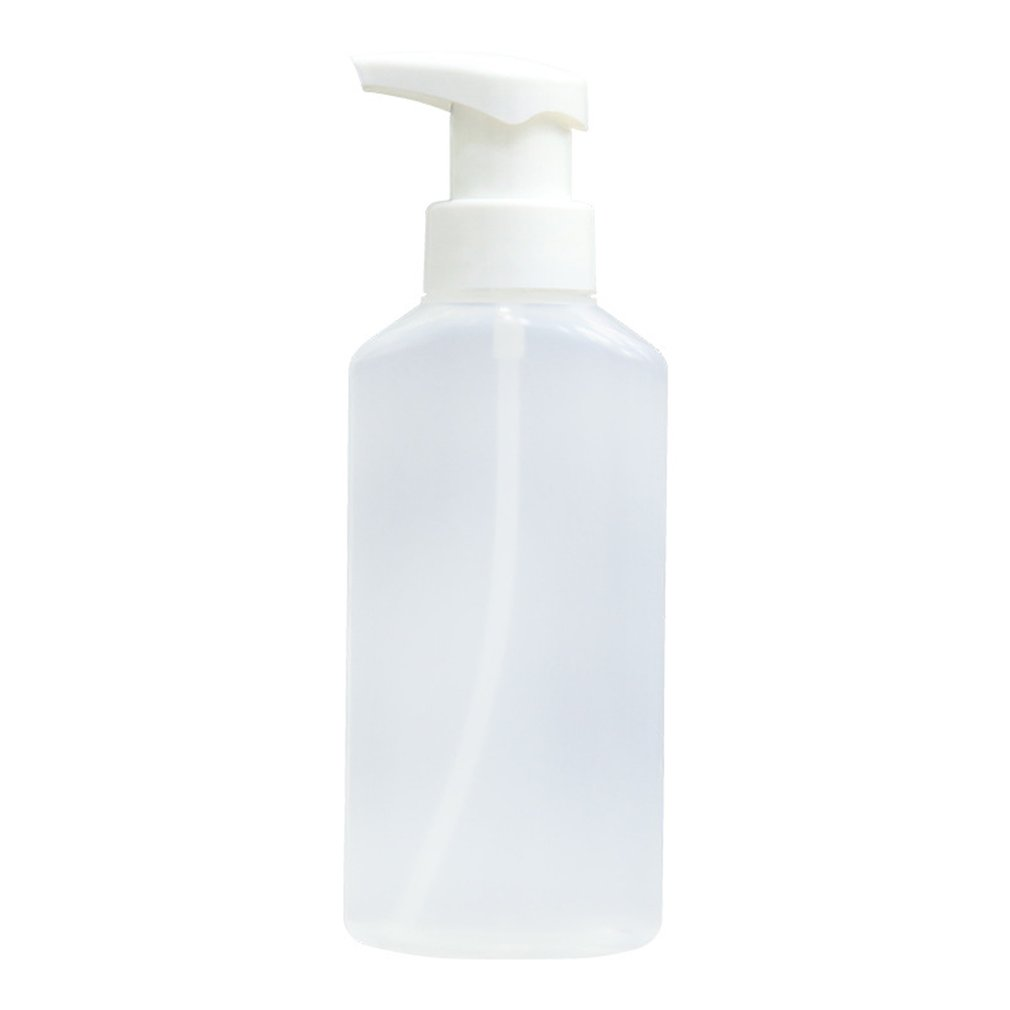 Mousse Foaming Bottle Portable Extrusion Sub-Bottle Hair Salon Shampoo Shower Gel Foaming Bottle Scrub Sub-Bottle