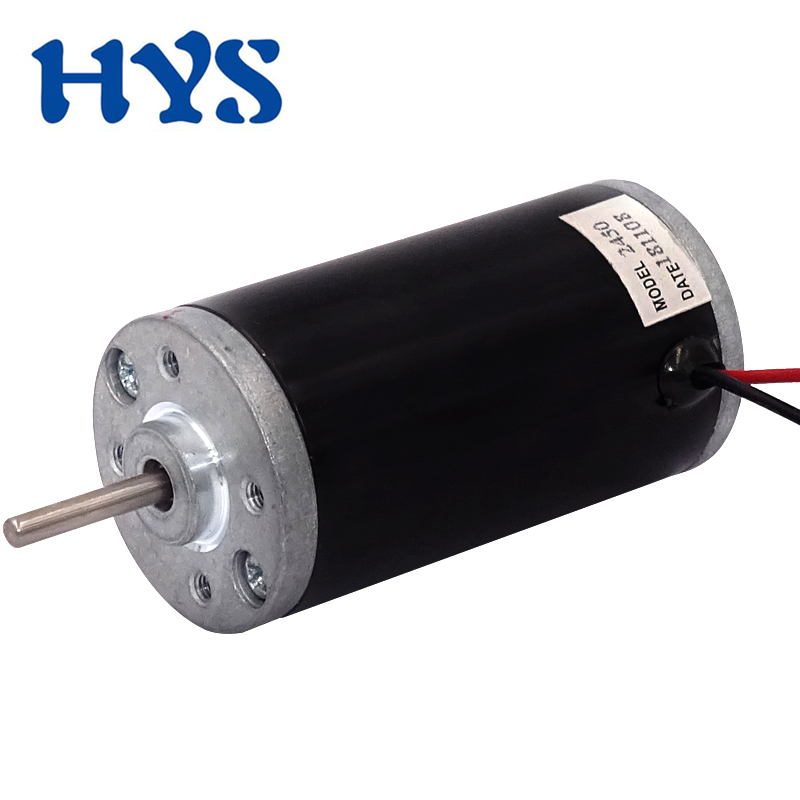 Powerful 6 to 12 V DC Motorcycle Seat Vibrator Electric DC Motor 3000 RPM