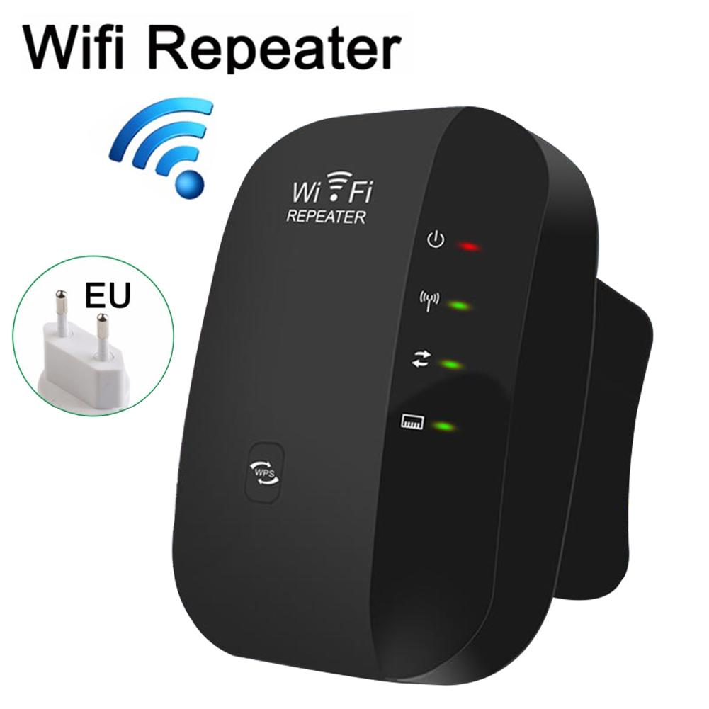 300Mbps 802.11 Wireless WiFi Repeater Signal Amplifier Wifi Range Extander Signal Boosters