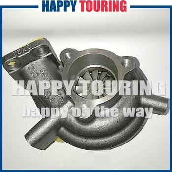TD06H-16M turbocompresor para Caterpillar CAT excavadora 320C 320B 320L 3066 DE 3066T de S6KT Turbo 49179-02300 5I-8018 4917902260 5I8018