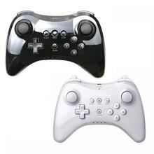 ل نينتندو ل وي يو برو تحكم USB الكلاسيكية المزدوجة التناظرية بلوتوث اللاسلكية التحكم عن بعد ل WiiU برو U غمبد
