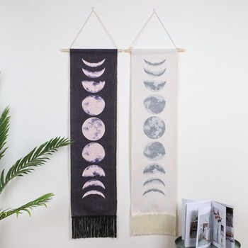 2020 Hot Moon Tapestry Wall Hanging Witchcraft Hippie Beach Throw Rug Moon Travel Home Art Yoga Mat Tapestries Decoration