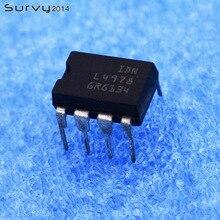 цена на 1PCS/5PCS L4978 8PINS 4978 2A Step Down Switching Regulator NEW