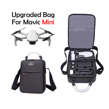 DJI Mavic Mini wodoodporna torba na ramię Oxford tkaniny wygodne DJI Mavic Mini Drone wodoodporna torba sportowa na ramię Oxford tkaniny tanie i dobre opinie BEHORSE 30*22*8 5 331g Drone torby