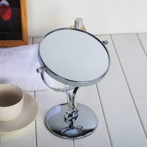 75 polegada desktop espelho maquiagem 2 face