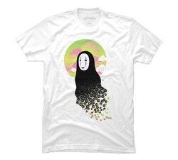 Camiseta masculina sem rosto e manchas de fuligem camiseta masculina de algodão t camisas engraçadas