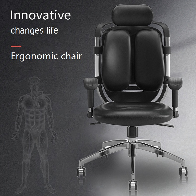 Innovative Ergonomics Office Chair Computer Chair Lift Chair E-sports Computer Table Comfortable Swivel Chair For Home Use