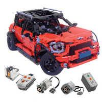 MOC-3644 Blocks Technic Series Diy Car Building Blocks Toys For Children Creators Car Kids Gifts Toys For children Kid Xmas Gift