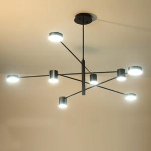 Image 3 - Restaurant Plafondverlichting Woonkamer Slaapkamer Eetkamer Keuken Lamp Lamparas Verlichting Armatuur Led Nordic Plafondlamp