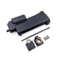 1 zestaw darmowa wysyłka elektryczny rozrusznik pręt 70111 do zdalnego sterowania modelu pojazdu silnika dla samochodów RC z wysokiej jakości czarny w Części i akcesoria od Zabawki i hobby na