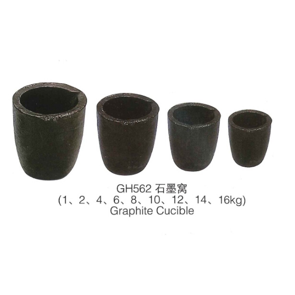 Graphite Furnace Casting Foundry Crucible Melting Tool