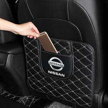 Car Seat Back Protector Cover Anti Mud Dirt Auto Seat Cushion Kick Mat Pad For Nissan Nismo Tiida Teana GTR 350Z 370Z 240SX ECT