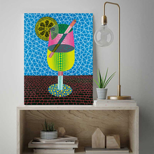 Lemon Squash By Yayoies Kusamaor Wall Art Canvas Posters Prints Painting Wall Pictures Kids Room Living Room Home Decor Artwork picasso classic colorful wall art canvas posters prints painting oil wall pictures for office living room home decor artwork hd