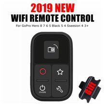 2019 nouveau OLED étanche magnétique Port de charge télécommande sans fil pour GoPro Hero 8 7 6 5 noir 5 4 Session 4 3 + accessoires