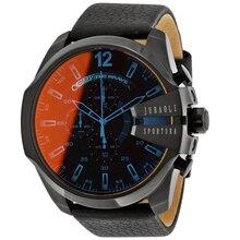 Montres de marque à double temps pour hommes, montre bracelet étanche, Sport, Quartz, chronographe, militaire, cadeau