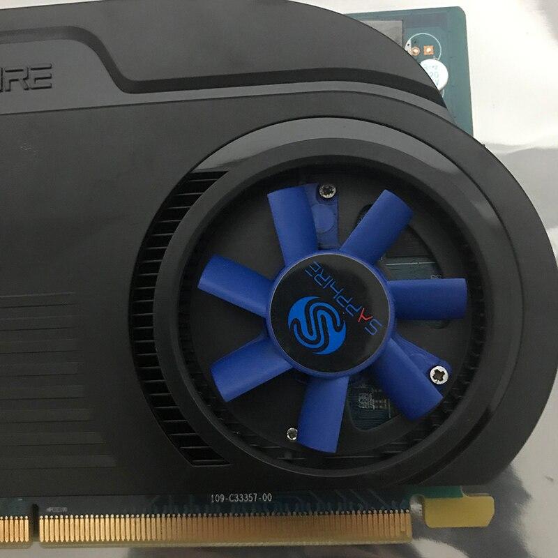 Б/у SAPPHIRE видеокарты HD6570 1 ГБ GDDR3 AMD, графическая карта GPU Radeon HD 6570, офисный компьютер для AMD Card HDMI оригинал-1
