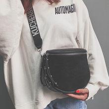 Sac de poitrine Vintage pour femmes, sac de loisirs Simple couleur Pure, sacoches à épaule Simple, grand sac à ceinture