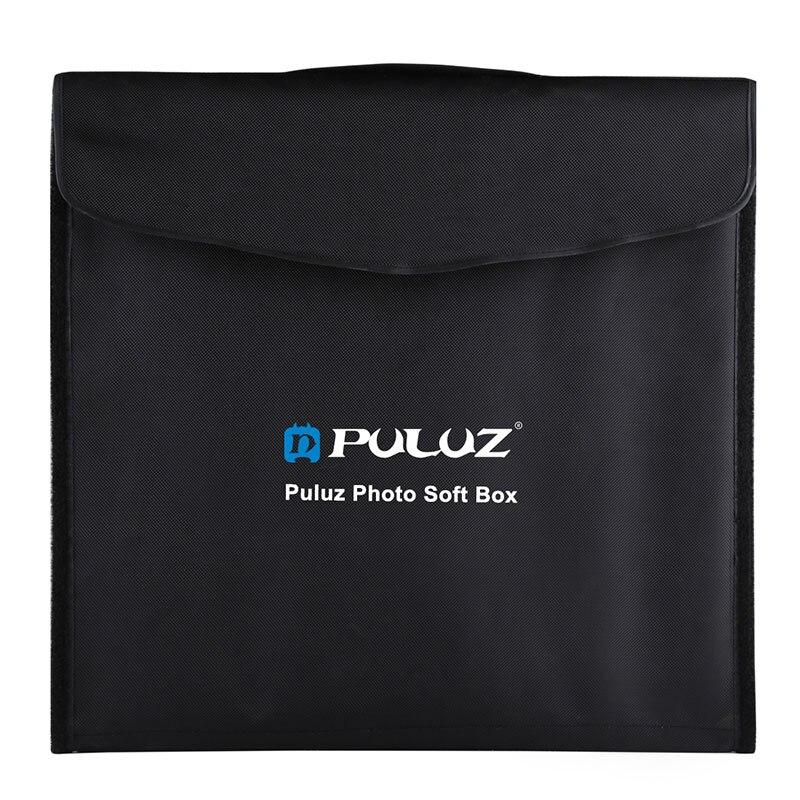 PULUZ 40x40 cm Foto Studio Box Faltbare Photograghy Studio Schießen Weiche Box Kits SP99