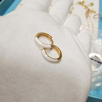 LOZRUNVE Simple Design 925 Silver Enamel Small Huggie Earring Jewelry