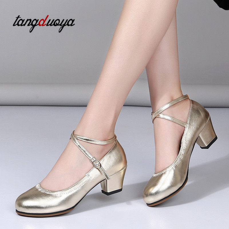Female Latin Dance Shoes Zapato Baile Latino Mujer Professional Latin Dance International Dance Shoes Soft Bottom Shoes Women's