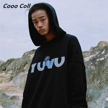 CoooColl 19FW LIMTED EDI HOODIE PinkFloyd HIP HOP Hoodies Warm Winter Mens Kanye west hoodie Sweatshirt Swag Solid Pullover