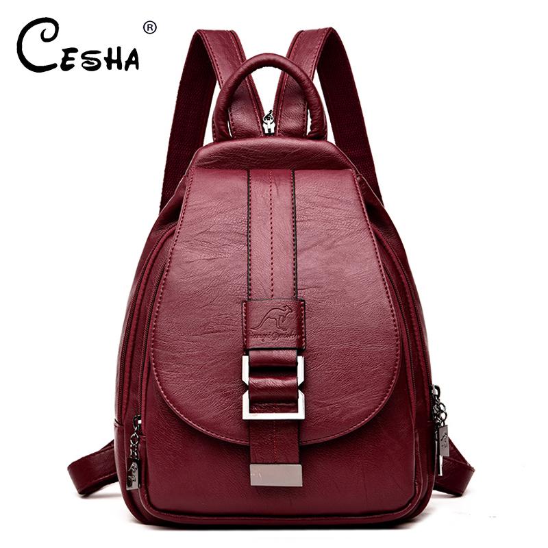 Travel Backpack Mochilas Anti-Theft Female Durable Girls Casual Fashion Women title=