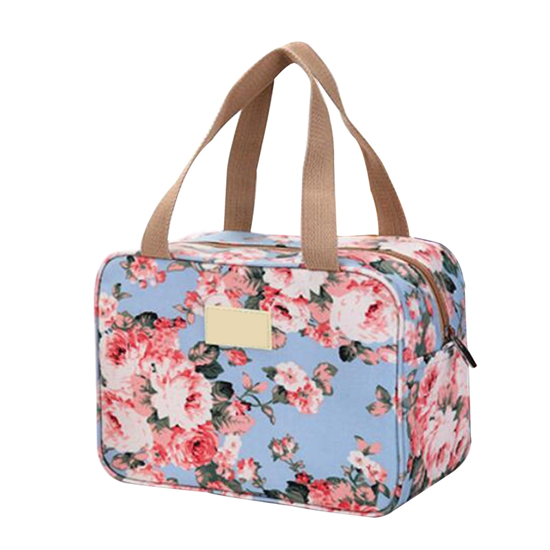 Case Makeup-Bag Toiletry-Bag Organizer Travel Waterproof Women New And Oxford-Cloth Necessaries
