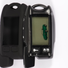 TW9.5 LCD remote+Silicone Case gift for Tomahawk 9.5 Tomahawk 9.9 two way car