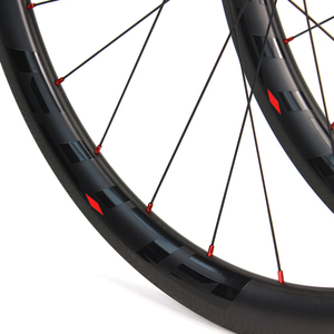 Image 5 - Elite Carbon Wheels A1 AERO Brake Surface 700c Wheelset Tubular Clincher Tubeless TPI Bearing Straight Pull 4 Pawls Hub SLR 3.0