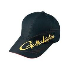 gamakatsu новые рыбацкие шляпы, Кепка От Солнца, регулируемая Рыбацкая Солнцезащитная Спортивная Кепка для мужчин